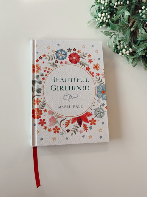 Beautiful Girlhood Small Devotional/Guidance Book for Girls KJV