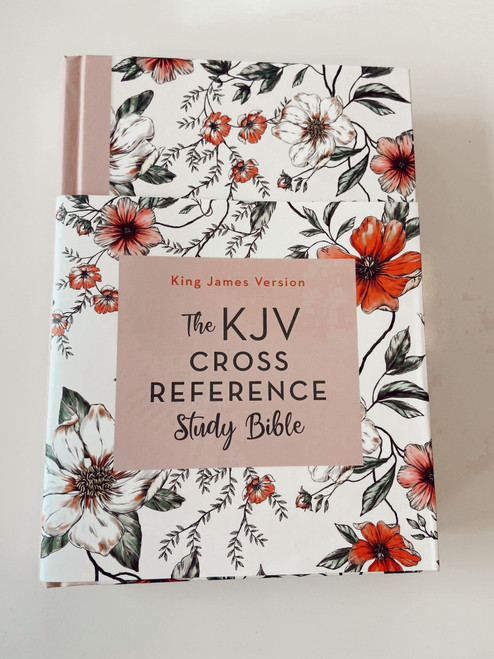 KJV *Magnolia Edition* Cross Reference Study Bible