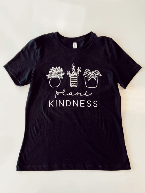 Plant Kindness Graphic Tee