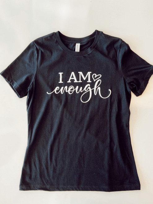 I Am Enough Graphic Tee