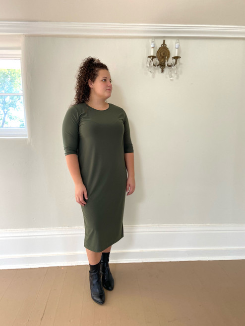 The Layering Dress *Forest*