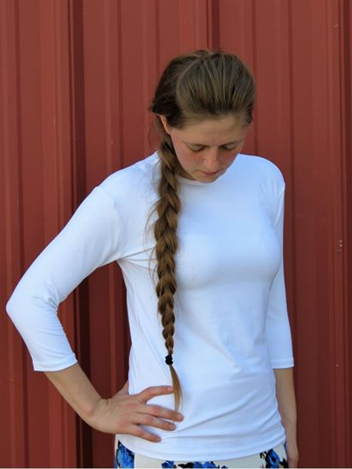 Basic Layering Top White