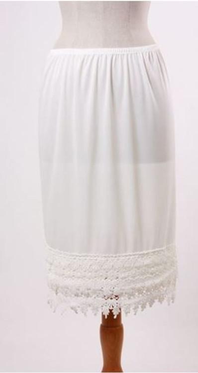 Slip Skirt Extender Ivory