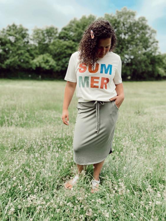 Summer Graphic Tee