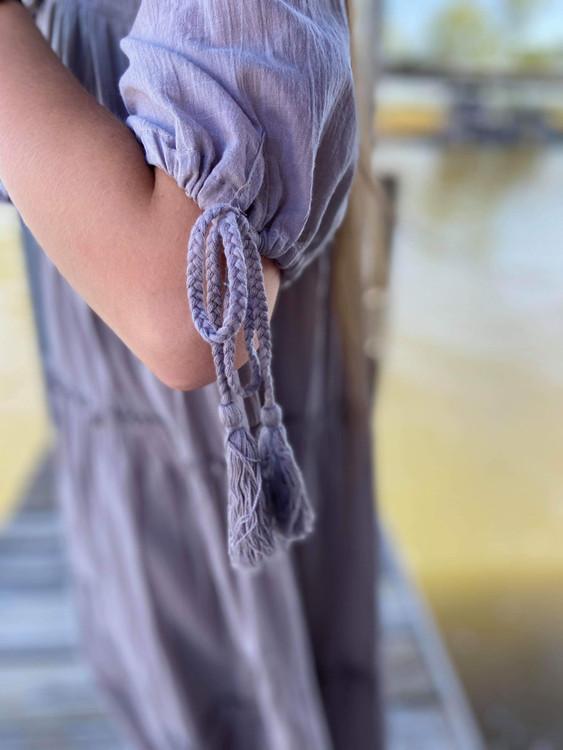 Wishful Thinking Dress *Taupe*
