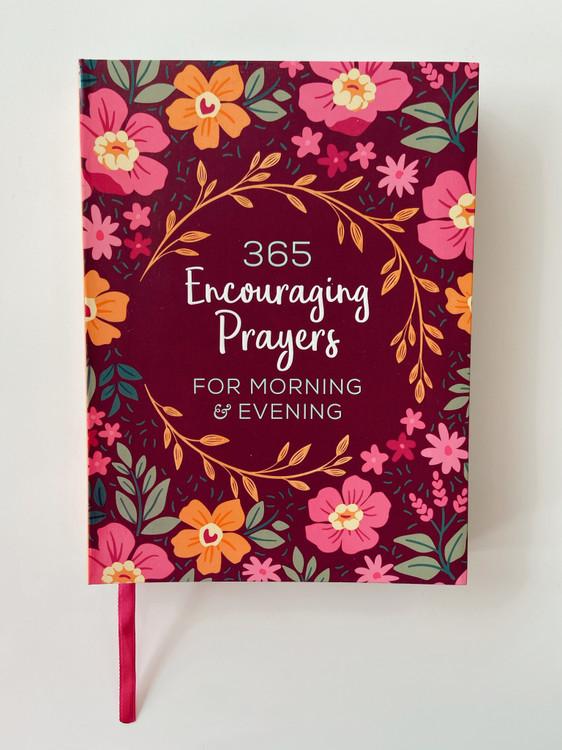 365 Encouraging Prayers For Morning & Evening