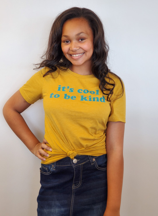 Cool To Be Kind Yellow