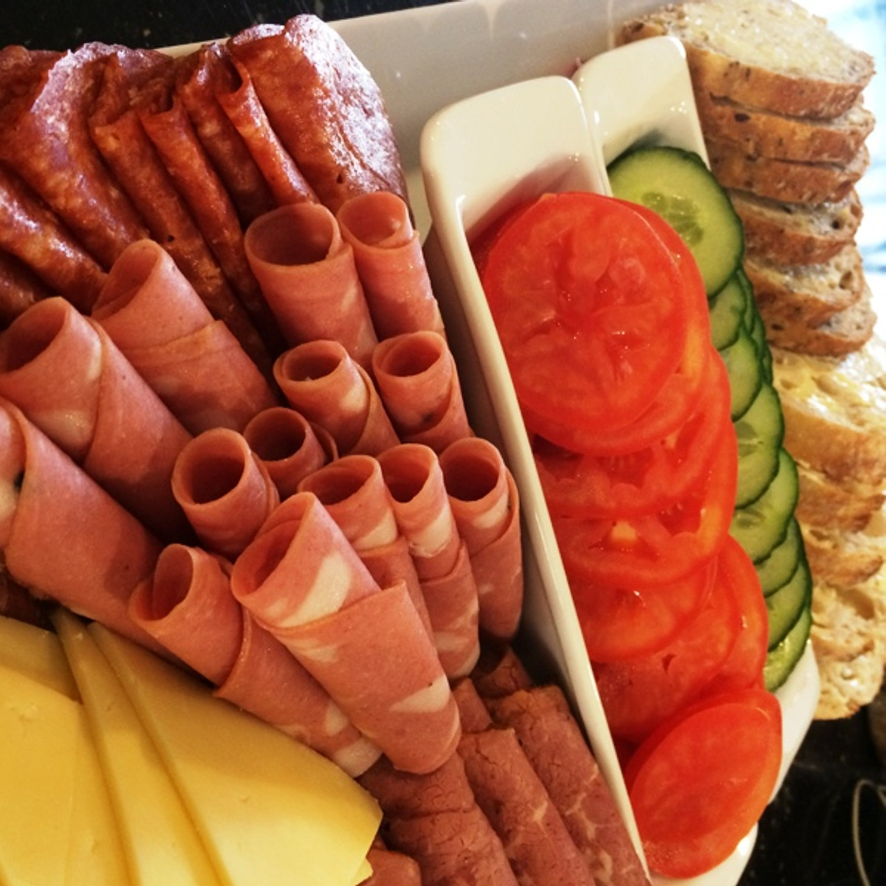 Catering Perth Cold Platters Mixed Cold Platter Finger Food Platters Cosmic Cocktails Catering