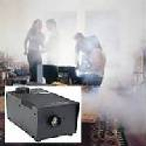 Bring your lighting effects to life with a smoke machine