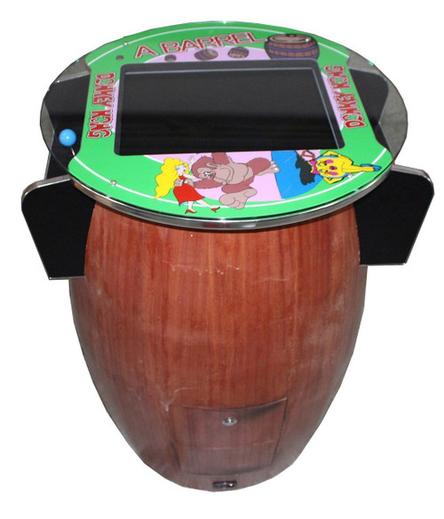 Perfect for you 80's themed party our retro arcade games machine brings joy to kids big and small.
