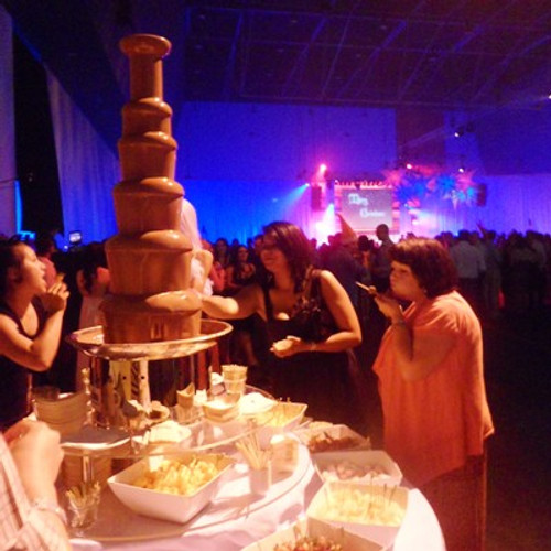 If you are looking for some real life OMG moments, then you need our Showcase Chocolate Fountain.
