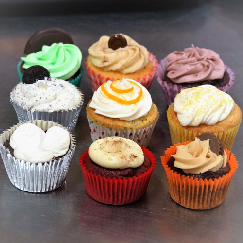 Talk to us today about your Cupcake requirements for your event