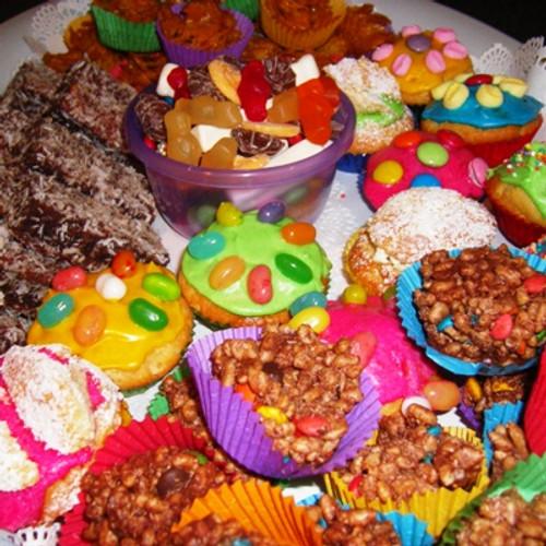 Kids will love our Sweet Treats Dessert Platter.