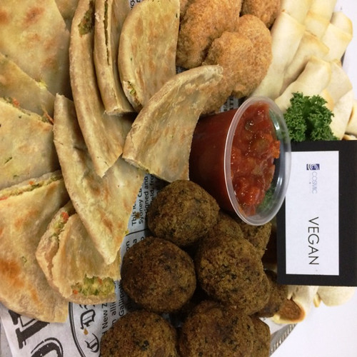 Vegan Catering can be a little tricky, so we have tried to give you a few options to make it easier for you.