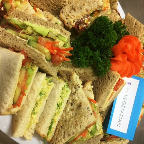 Need to cater for some vegetarian friends, we have you covered.