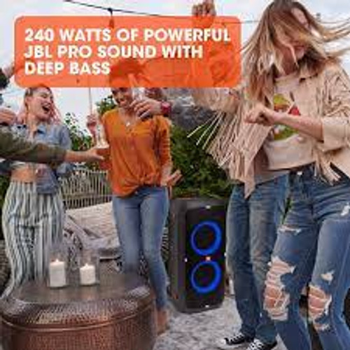Bring your party to life with this powerful JBL Bluetooth Speaker