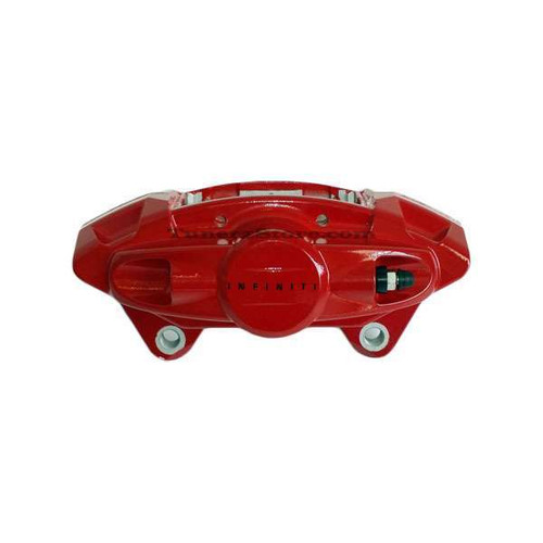 INFINITI OEM AKEBONO Red Sport Rear Caliper - Q60, G37, Q50, Q70 - LH G37 Brakes