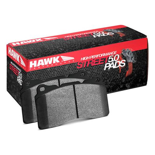 Hawk HPS 5.0 Front Brake Pads - 2015+ Chevrolet Z06/Grandsport