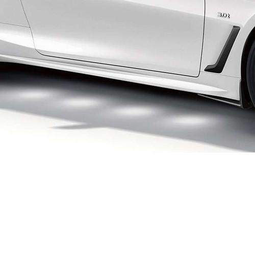 OEM INFINITI Q60 Radiant Exterior Ground Lighting INFINITI OEM Accessories