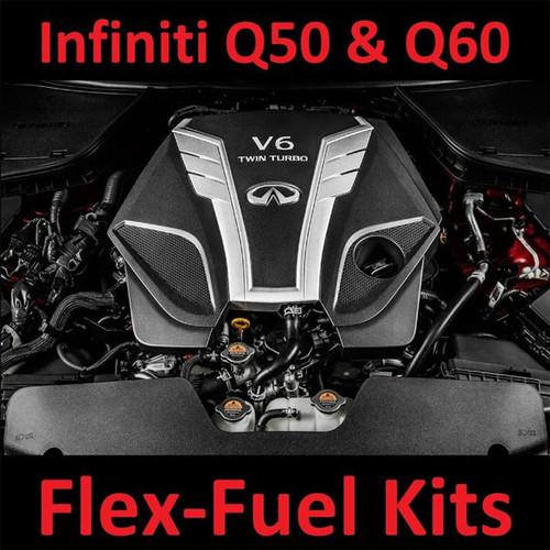 Fuel-It! Flex Fuel Kit for INFINITI Q50 and Q60 VR30
