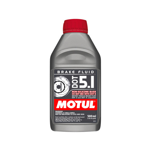 Motul 1/2L Brake Fluid DOT 5.1