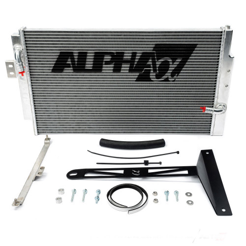 AMS Performance Red Alpha Race Heat Exchanger Q50/Q60 VR30DDTT