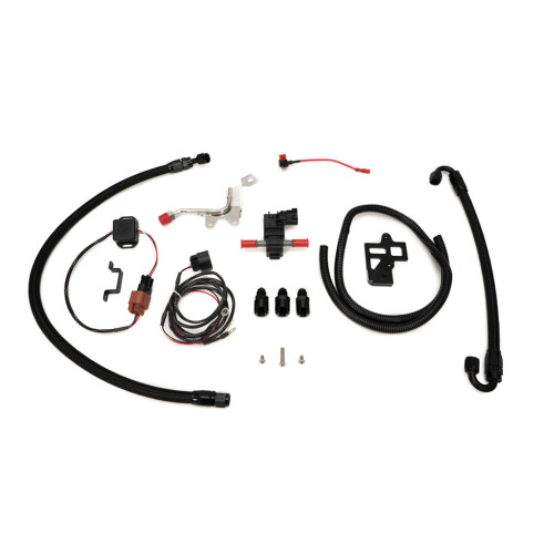 AMS Performance Q50/Q60 Red Alpha Flex Fuel Kit V2