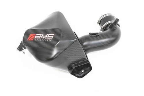 AMS Performance 2020+ Toyota Supra A90 Carbon Fiber Cold Air Intake System