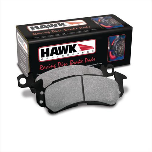 Hawk HP+ Rear Brake Pads (AKEBONO) - 08+ G37, 09+ 370z, M37/56/Q70, 2014+ Q50, 2017+ Q60
