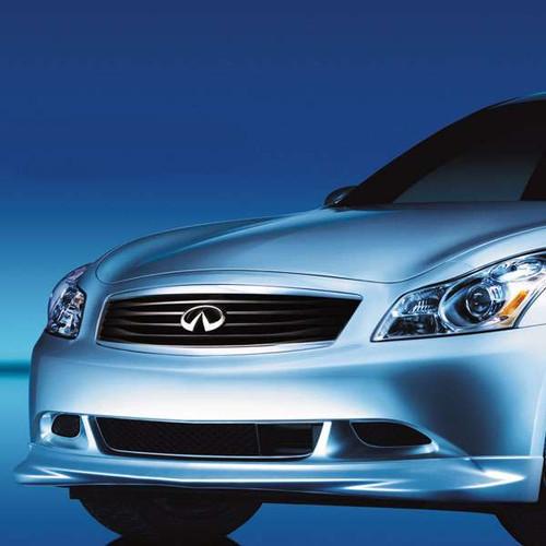 OEM Chin Spoiler 2007-2009 G35/G37 Sedan INFINITI OEM Accessories