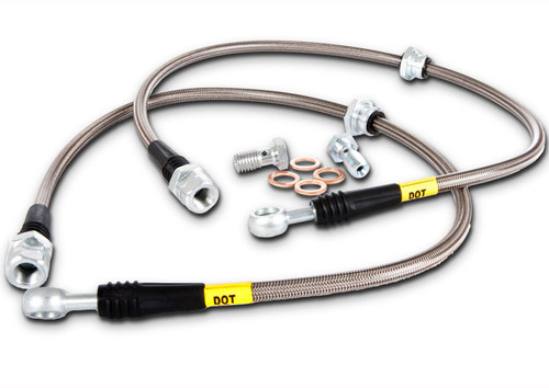 Stoptech Stainless Steel Brake Lines 03-08 350z