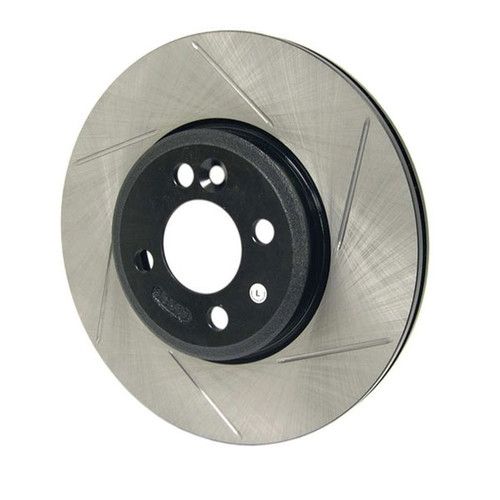 Stoptech Slotted Front Rotors(Pair) - Non Sport- 03-04 G35 Coupe/Sedan, 05 G35x