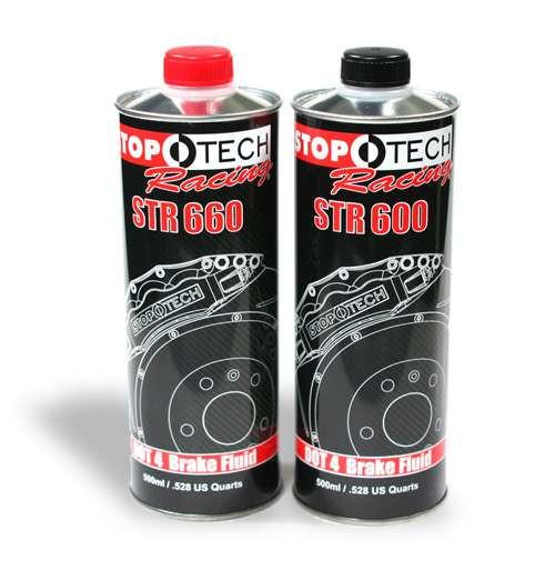 Stoptech Racing STR 600 High Performance Brake Fluid 350z Brakes