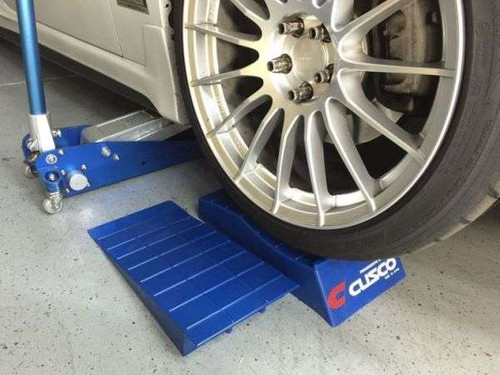 Cusco Low Down Slope ‑ Jack Assist Ramp Set 300zx Suspensions