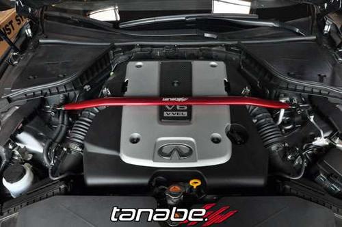 Tanabe Sustec Front Strut Bar 2011+ M37/Q70 - V6 M37/M56/Q70 Suspension