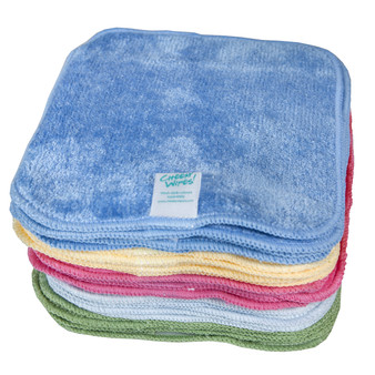 Bamboo Velour Baby Wipes (Coloured)