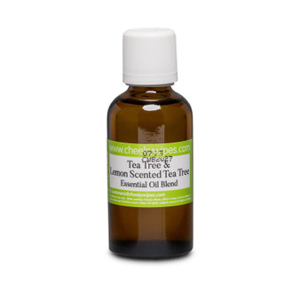 50ml Tea Tree & Tea Tree Lemon Essential Oil