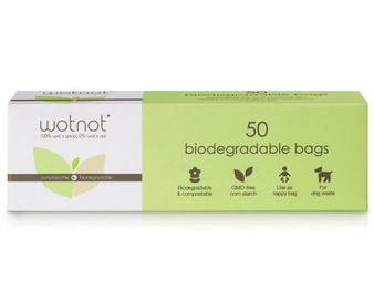 Biodegradable Bags (50 pack)