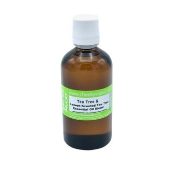 100ml Tea Tree & Lemon Scented Tea Tree