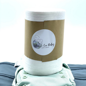 Bamboo nappy liners (100 per roll)