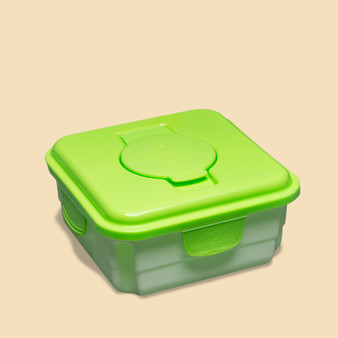 NEW Mucky Wipes Container