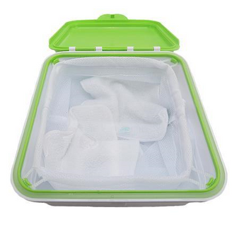 Cheeky Wipes Mesh Wash Bag for Mucky Container