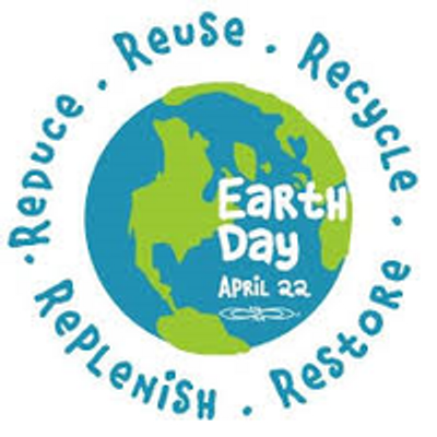 Earth Day ~ April 22nd