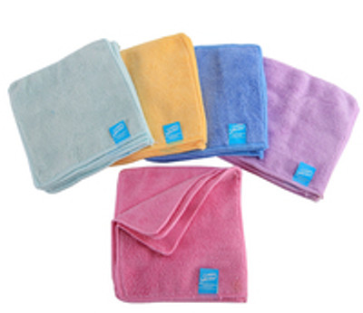 ​NEW Rainbow Colours for our Microfibre Hands & Face Wipes
