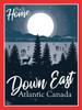 Down East Winter Greeting Cards