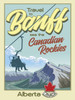 Banff Chairlift - Ready2Frame