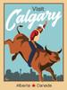 Calgary Bull Rider - Ready2Frame