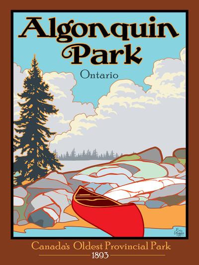 Algonquin Park Ontario - Ready2Frame