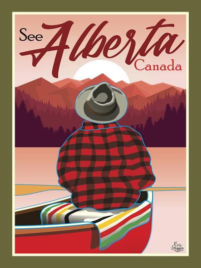 Alberta Canoe