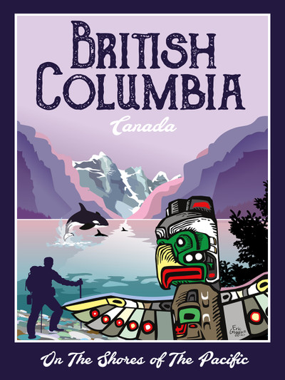 British Columbia - Ready2Frame